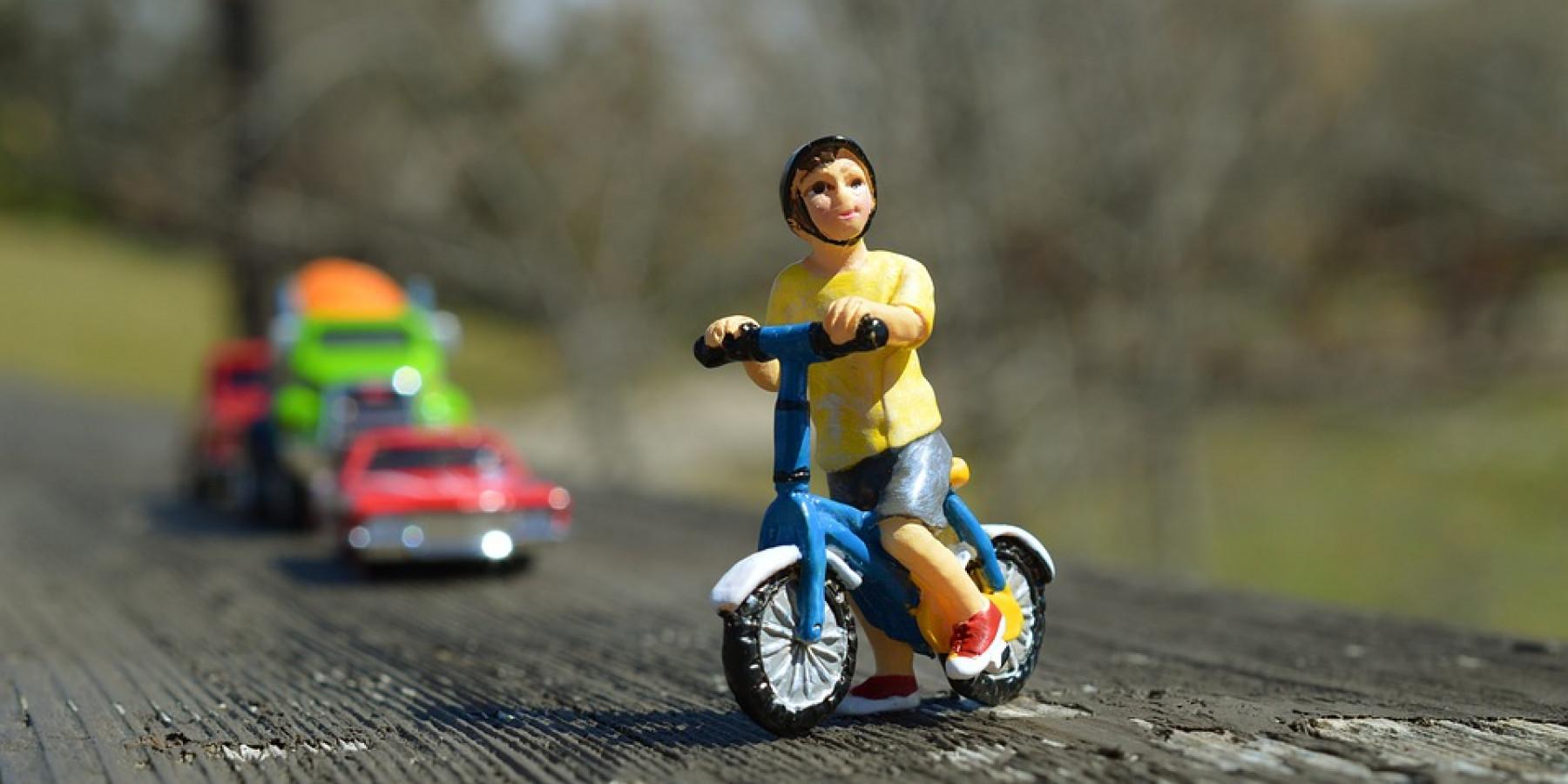 Mehr Sicherheit für Radfahrer – Polizei informiert an der Wolbecker Straße