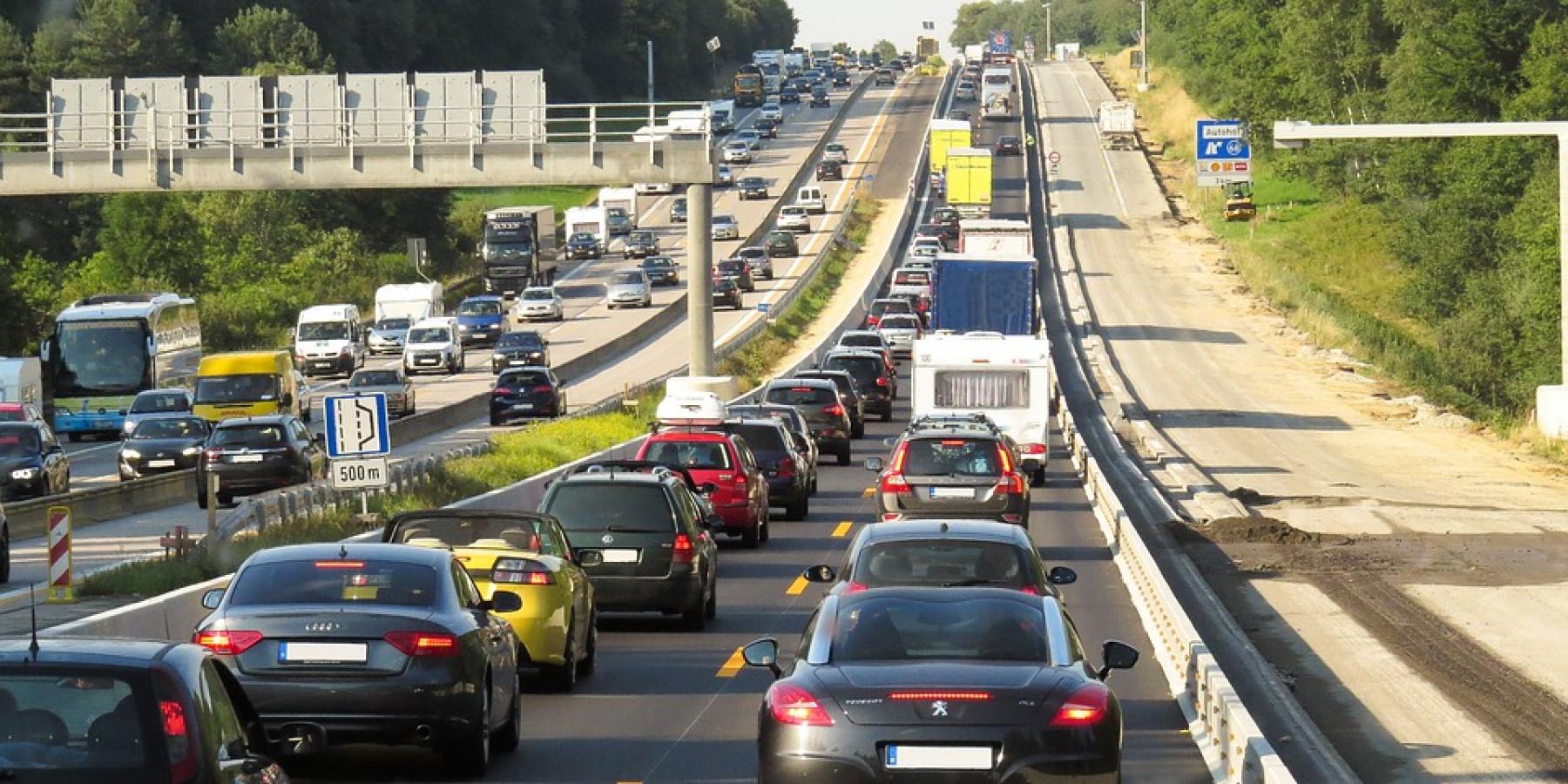 Fast jede Fahrt endet im Stau – Stauprognose für 29. Mai bis 2. Juni