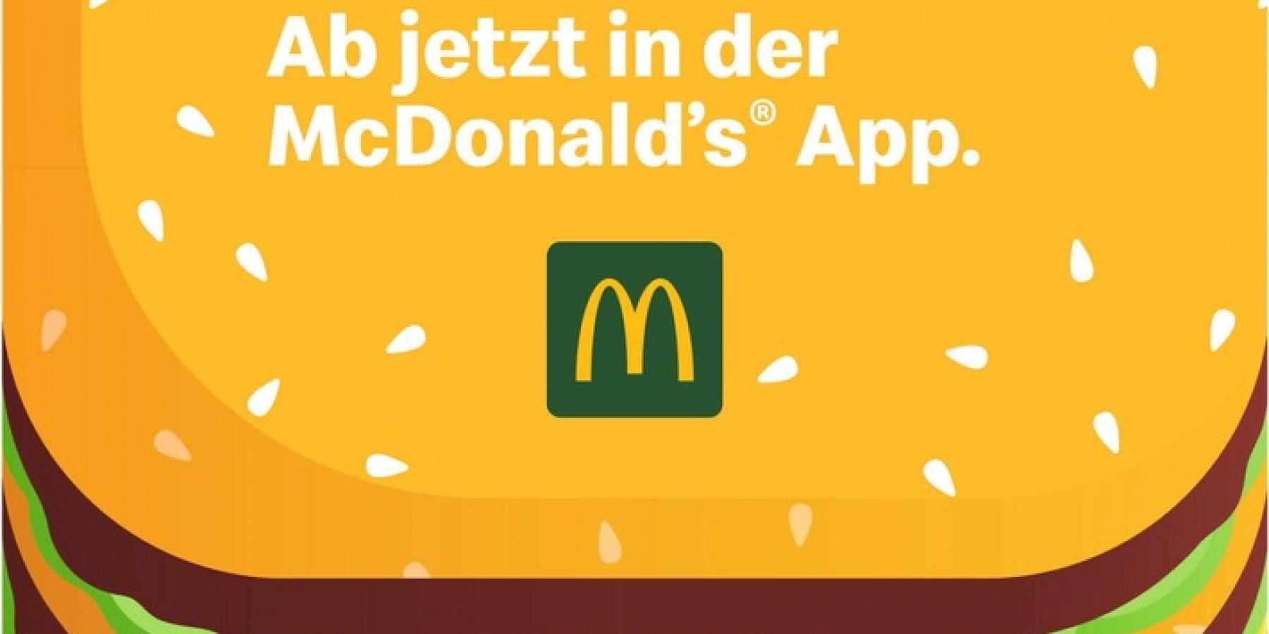 E-Commerce-Feature von McDonald's Deutschland jetzt bundesweit verfügbar