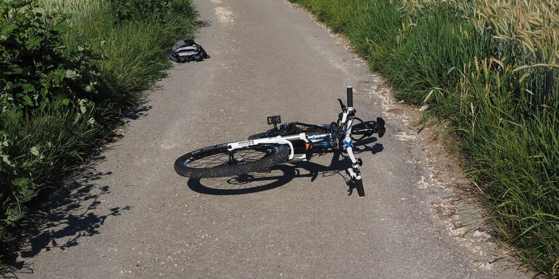 Polizisten stoppen Radfahrer auf A 1 – Positiver Drogentest