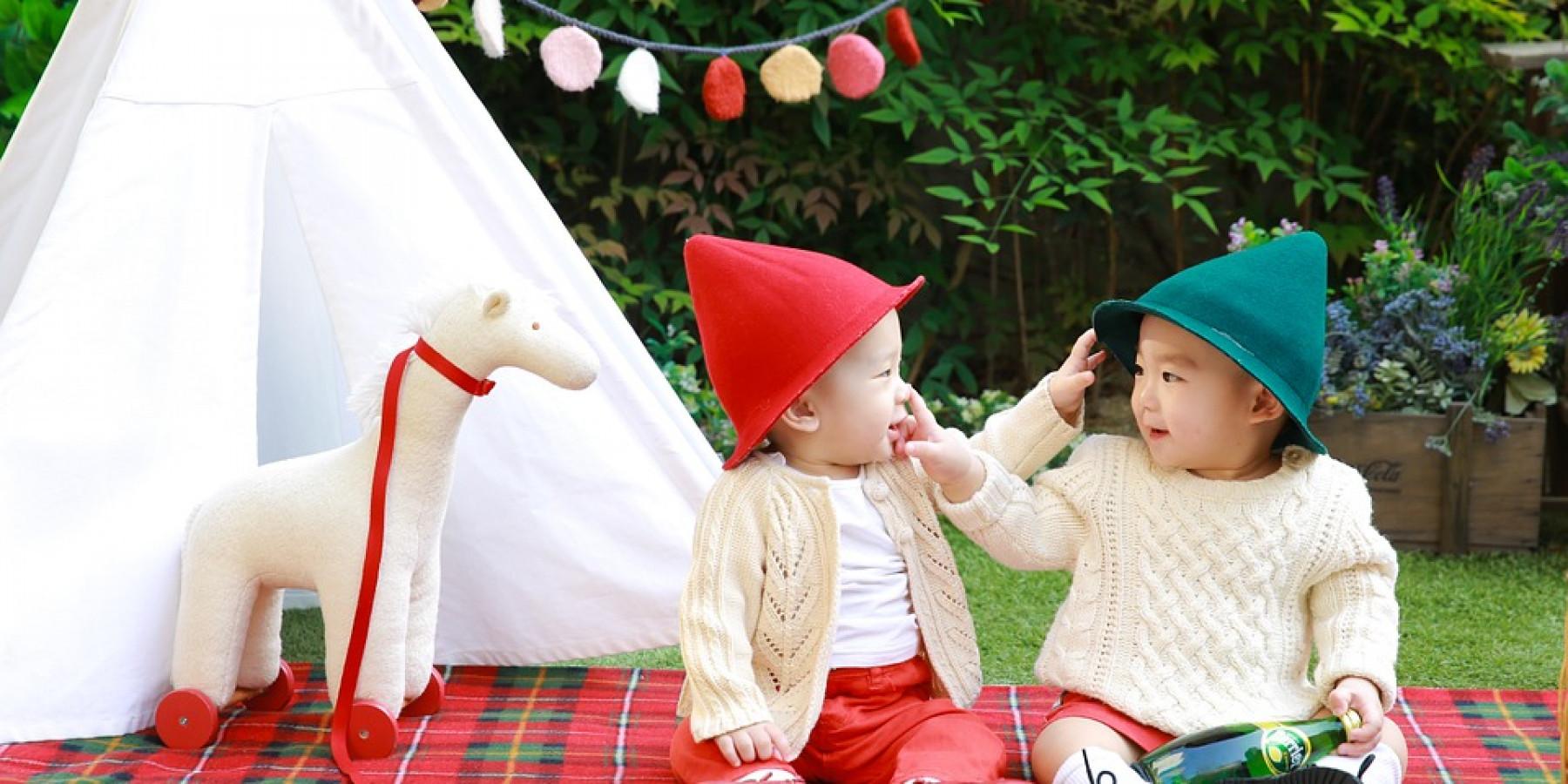 Flüchtlinge laden zum Gartenpicknick ein