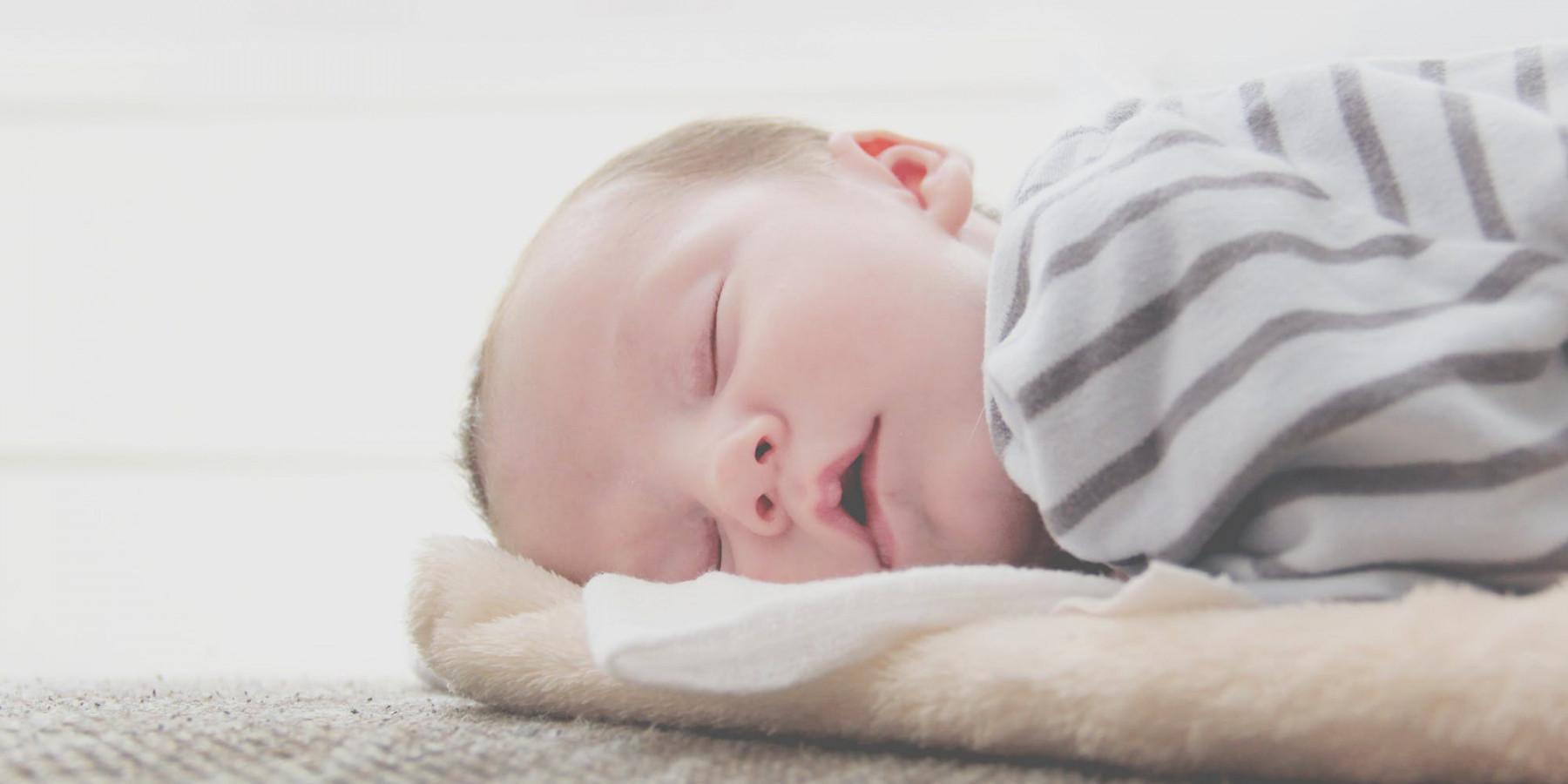 Kindern mit Schlafproblemen keine Medikamente geben