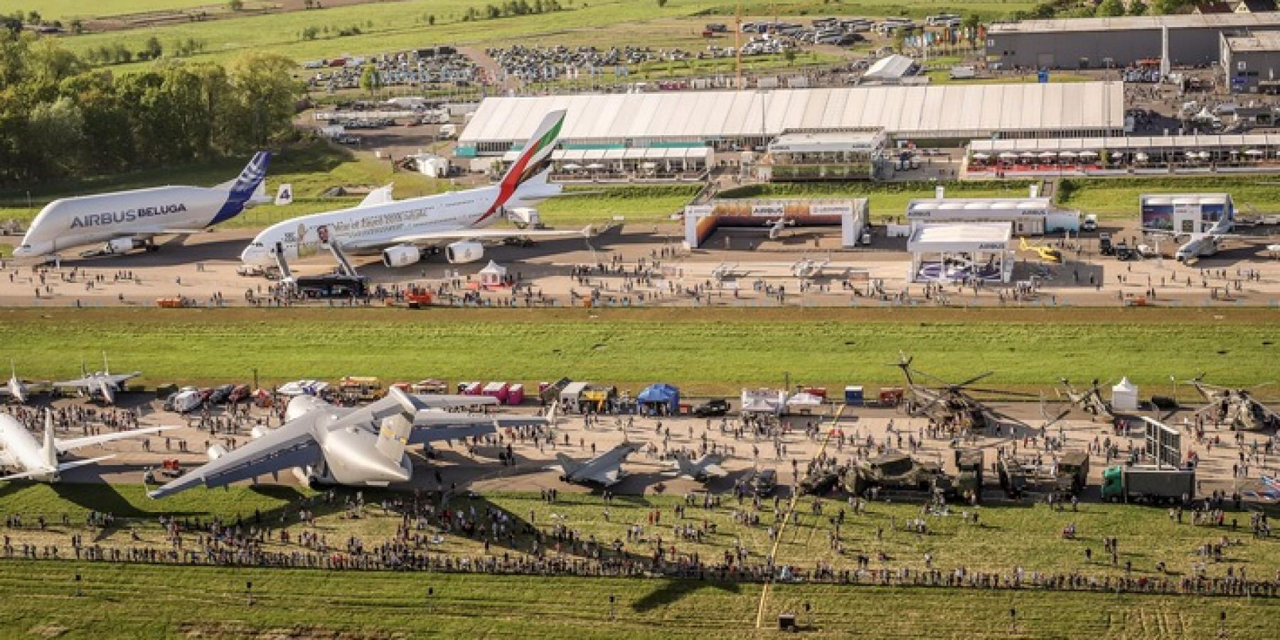 ILA zeigt, wie Fliegen noch sauberer und leiser werden wird