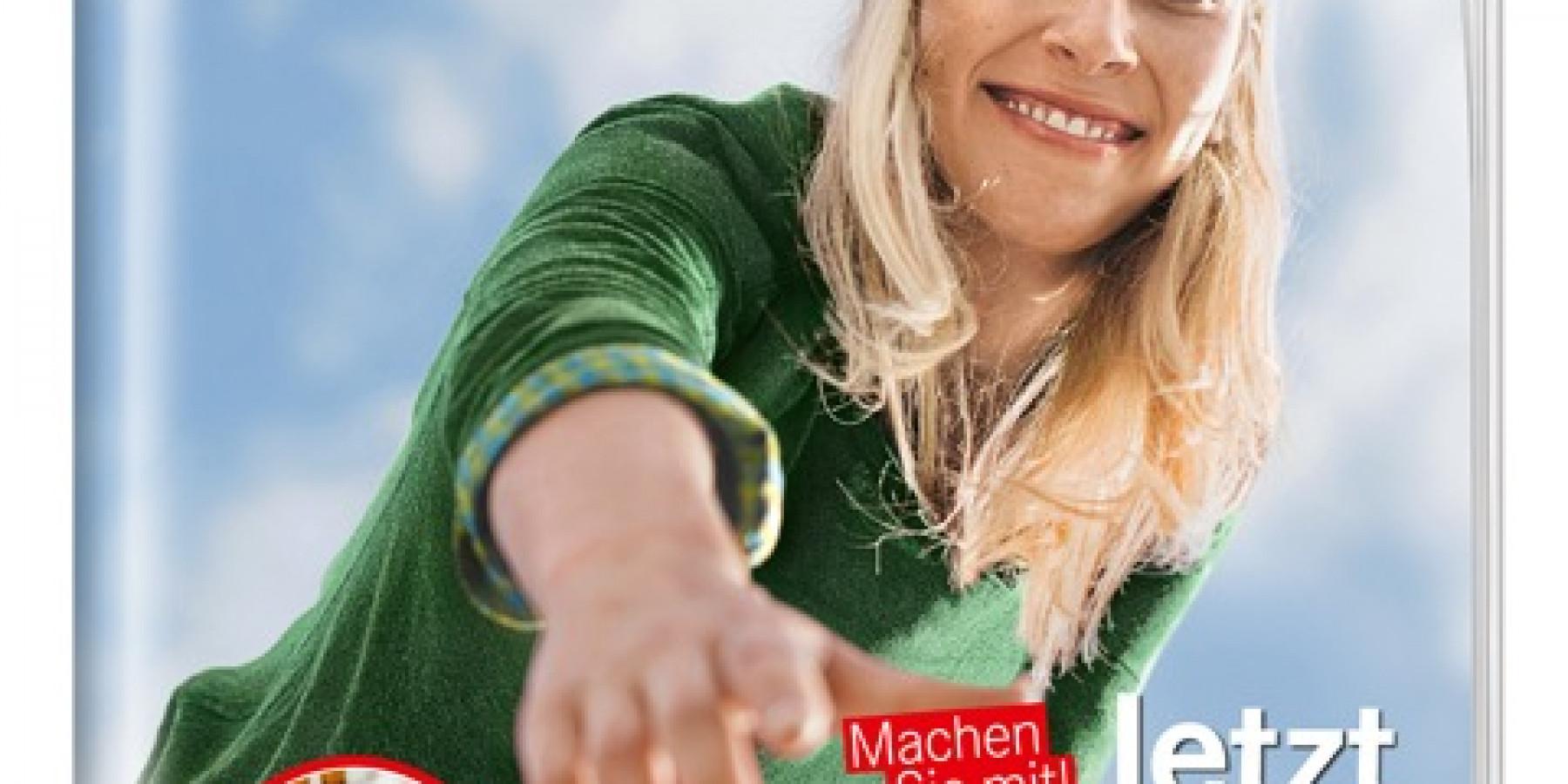 18,82 Millionen Deutsche lesen monatlich das beliebte Gesundheitsmagazin