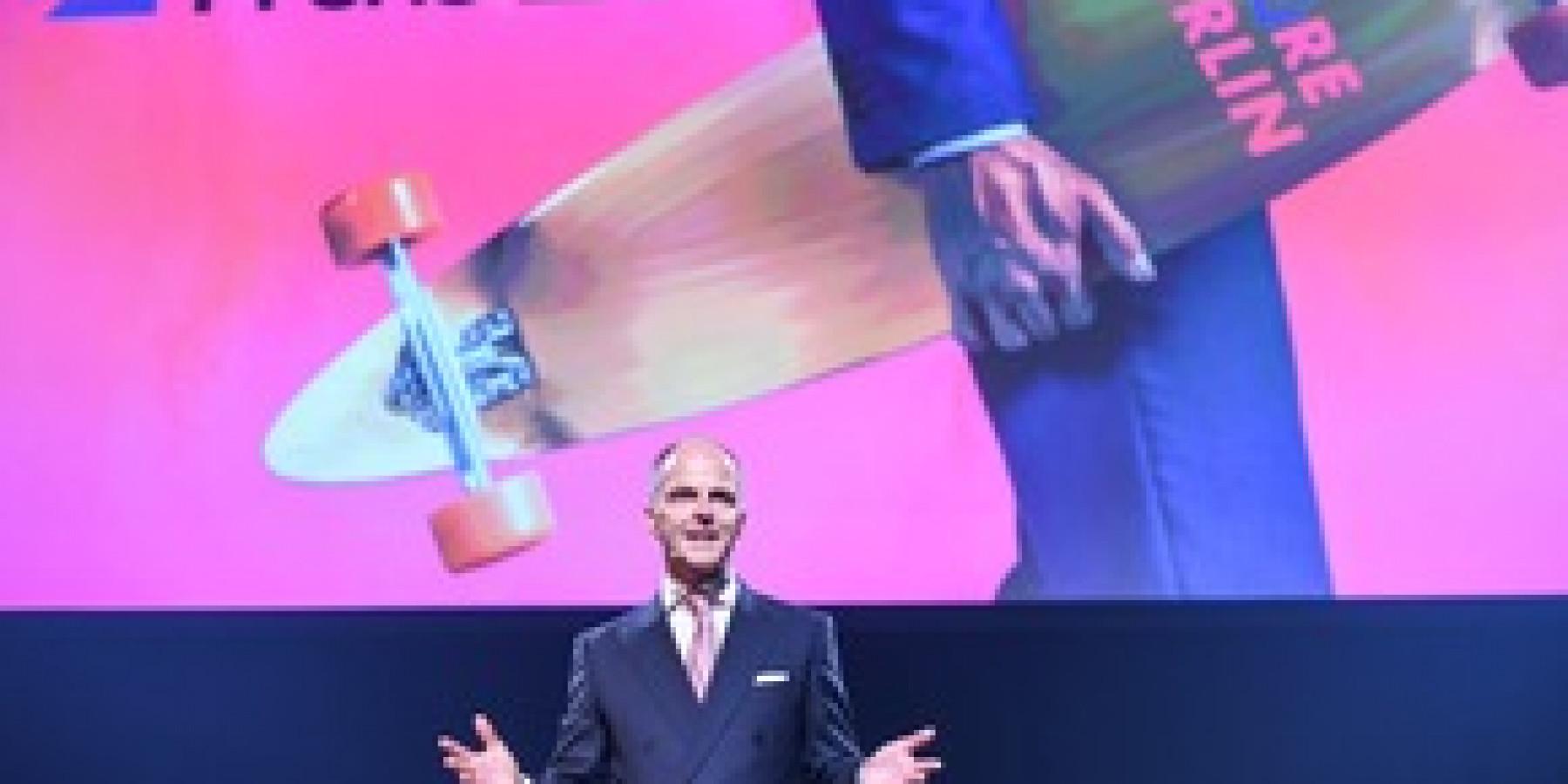 Messe Berlin eröffnet neue Messe- und Kongresshalle hub27