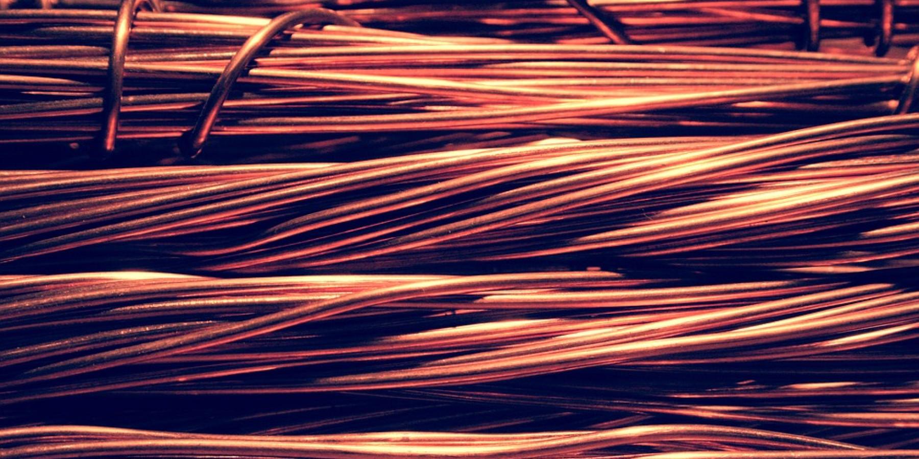 Einbruch auf Firmengelände – Kupfer gestohlen