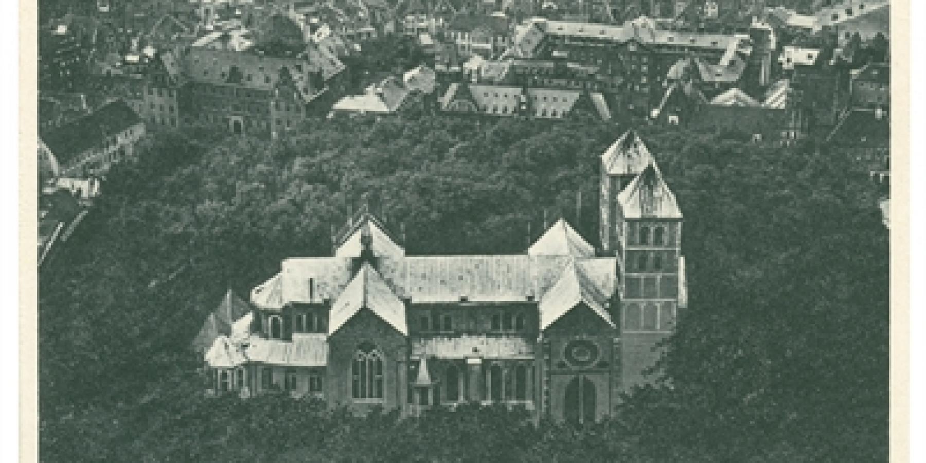 Postkarten: Historische Grüße aus Münster