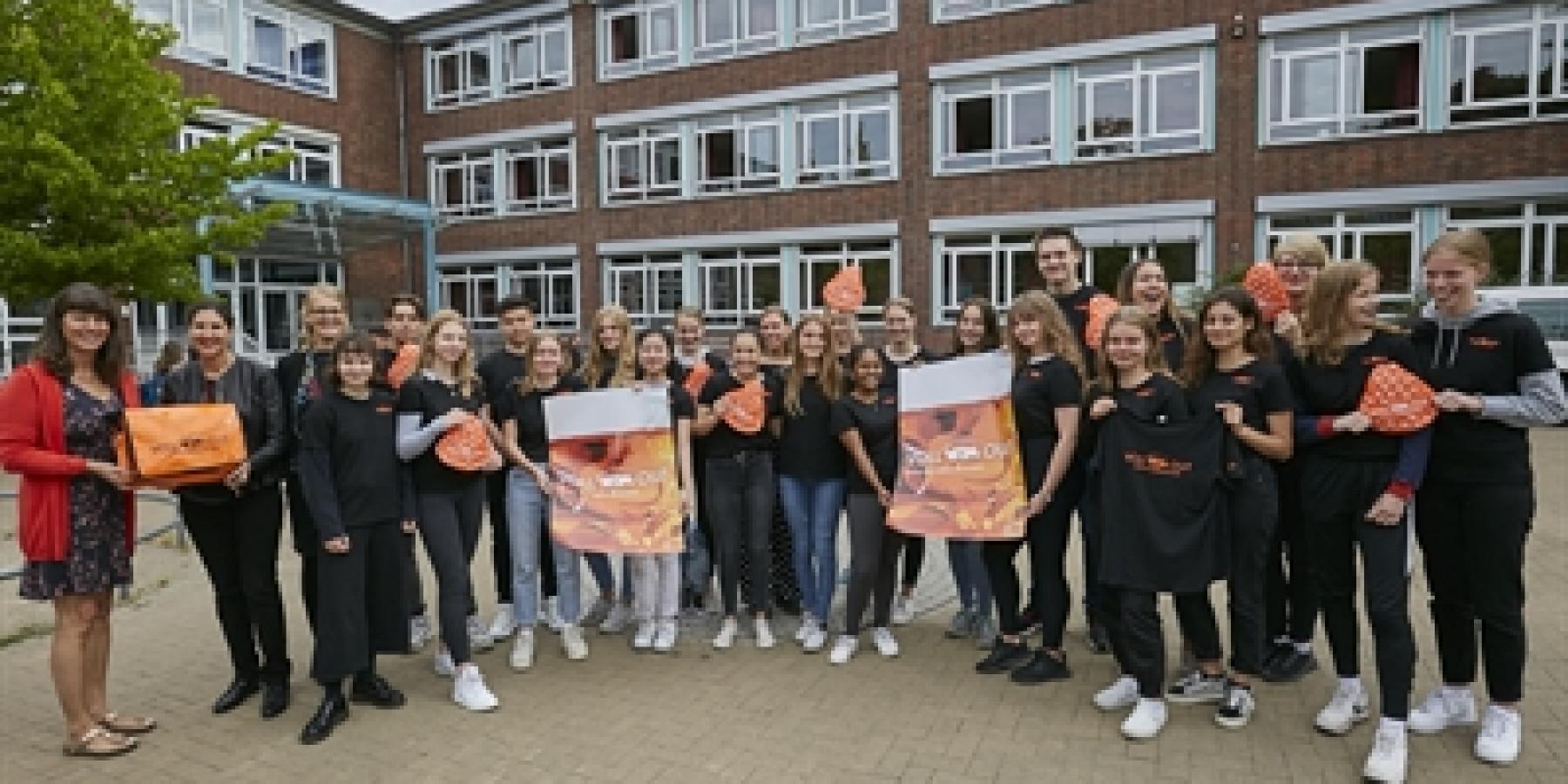 Voll ist out: Langjährige Zusammenarbeit von Schule und Drogenhilfe