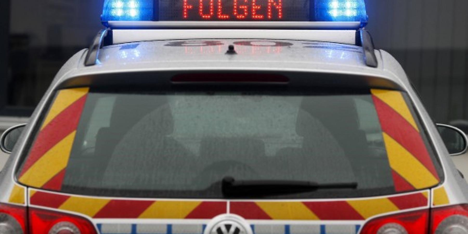 Nächtlicher Polizeieinsatz in Gelsenkirchen