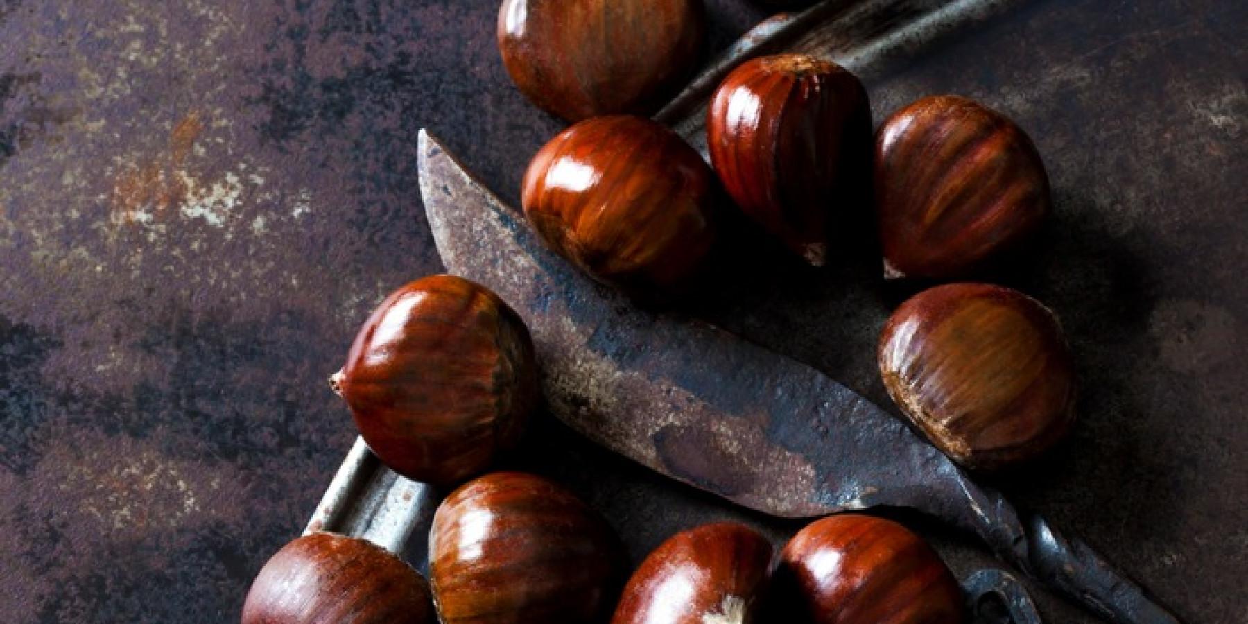 Maronen liefern Vitamine, Mineral- und Ballaststoffe