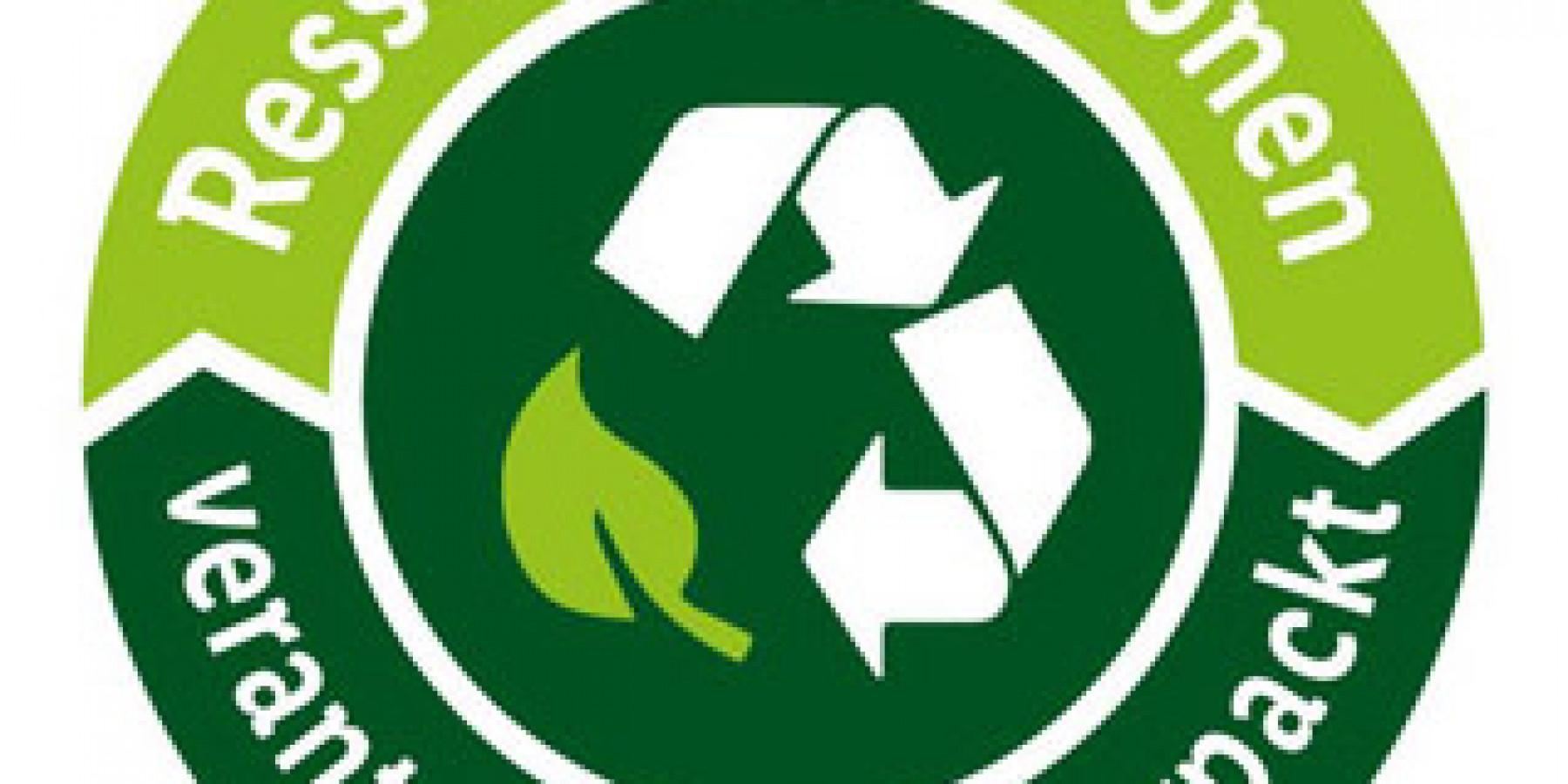 """170 Produkte werden aktuell mit """"verantwortlicher verpackt""""-Logo für mehr Transparenz gekennzeichnet"""
