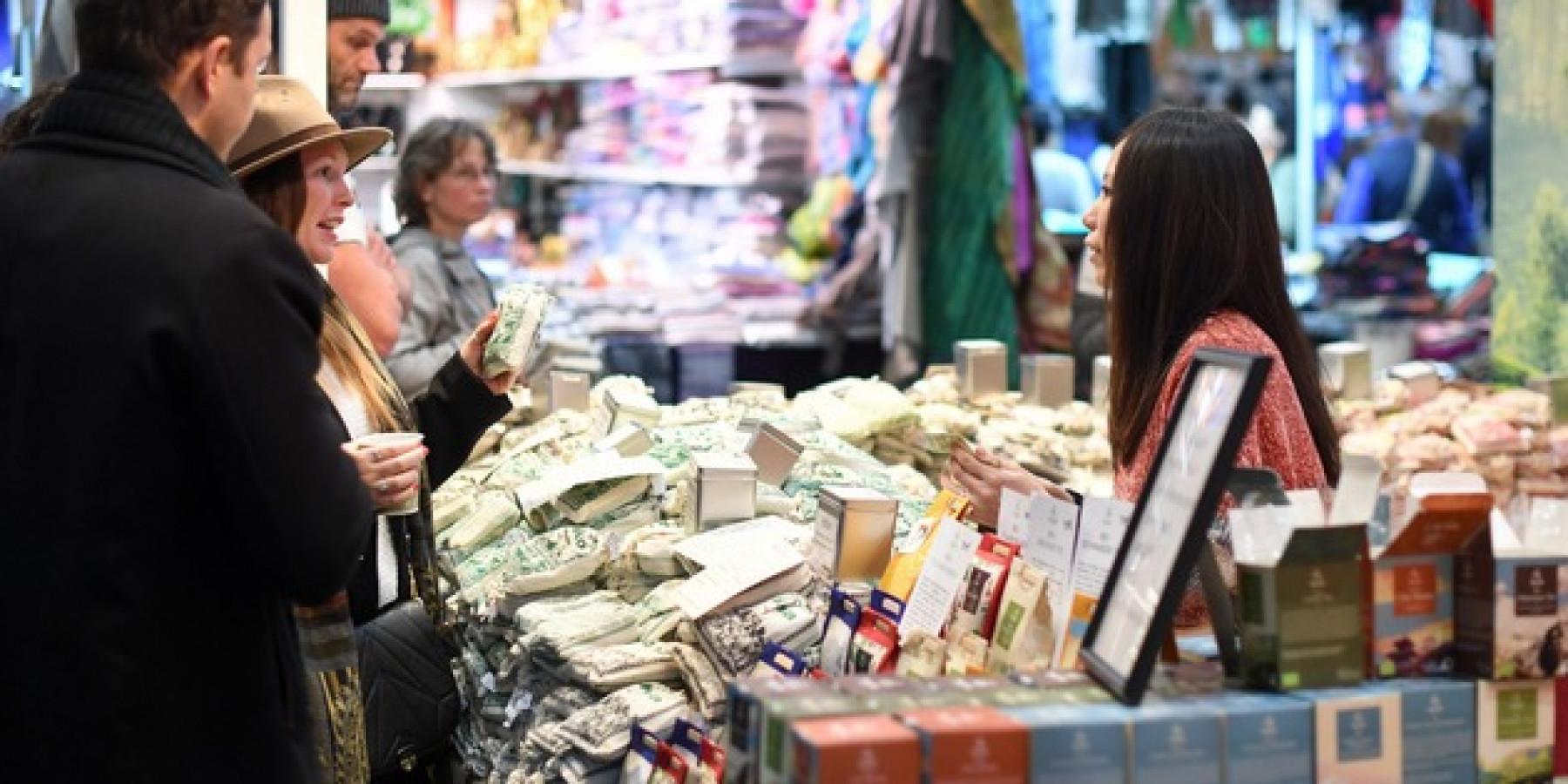 Fünf Kontinente in fünf Tagen – Bazaar Berlin zieht positive Bilanz