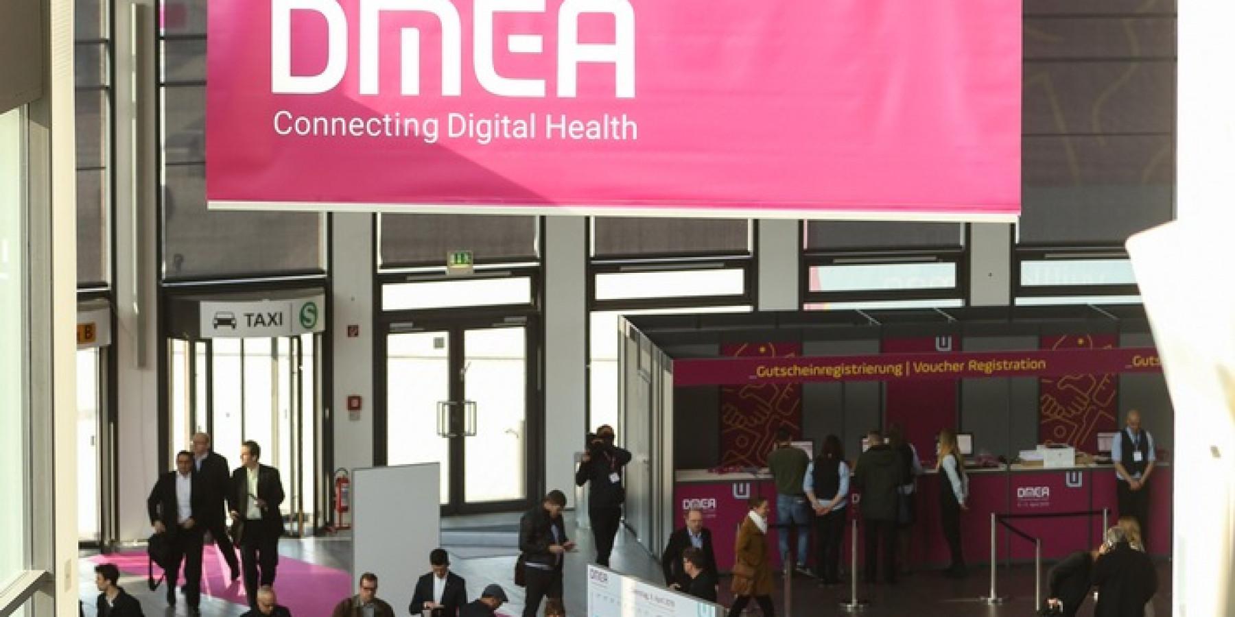 Der zentrale Treffpunkt für die digitale Gesundheitsversorgung