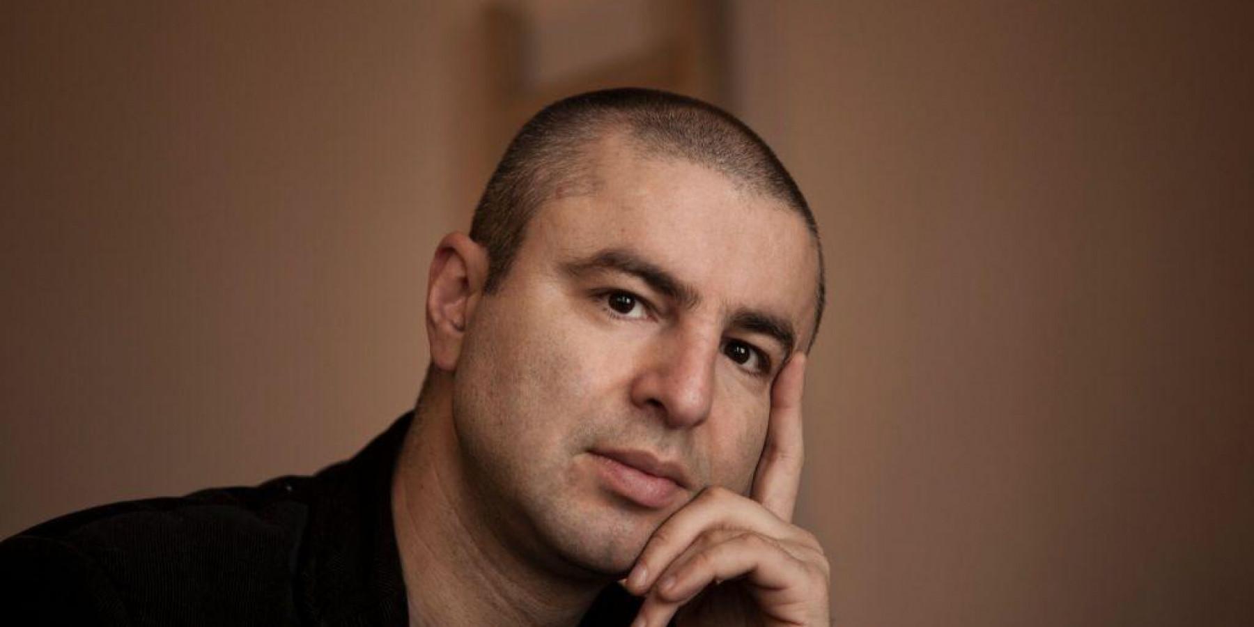 Nikola Madzirov liest an der Literaturline