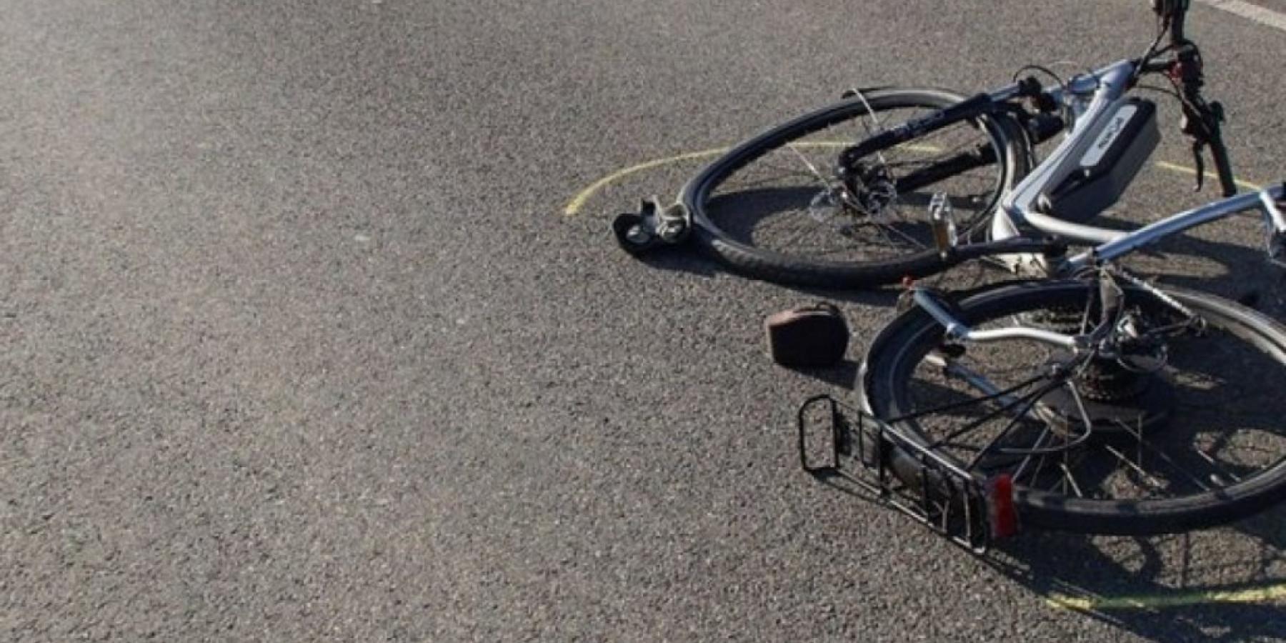 78-jährige Radfahrerin stürzt – Verursacherin flüchtet