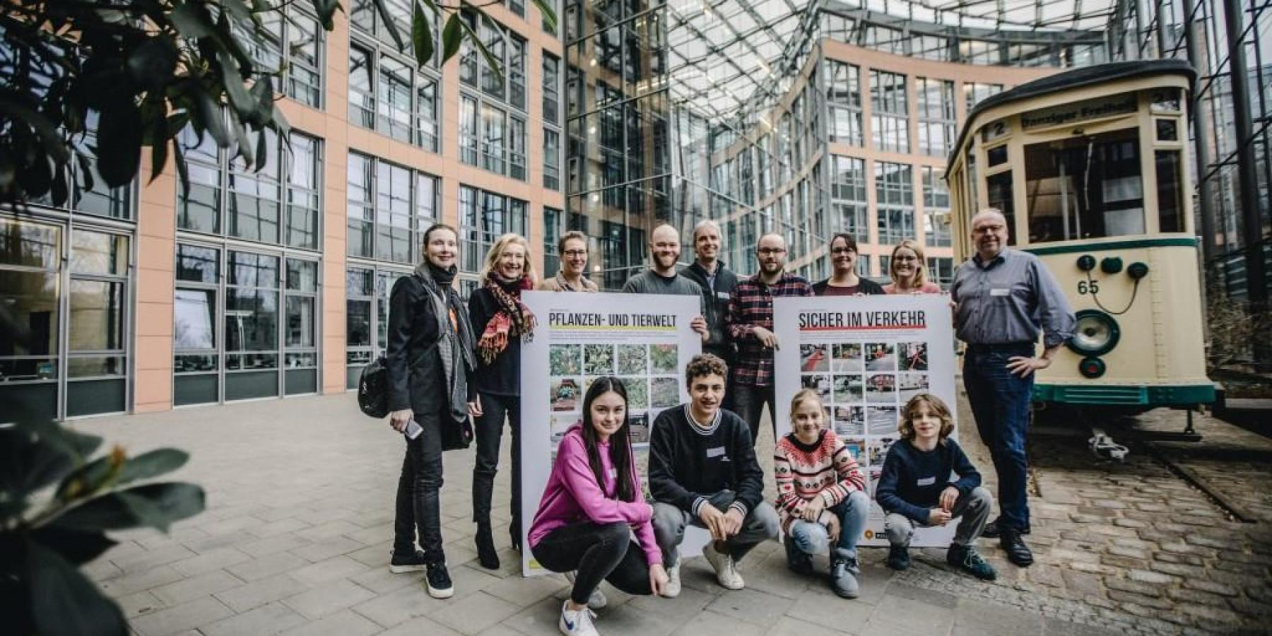 Hittorf-Stadtforscher fragen – Fachämter antworten
