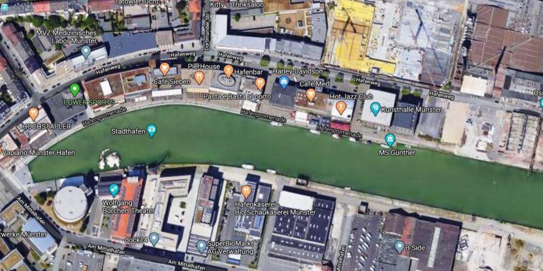 Planung für den neuen Hafenmarkt wird vorgestellt