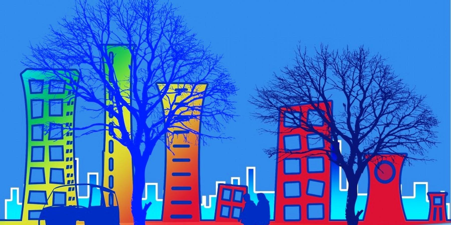 Stadtviertel vor strukturellen Veränderungen schützen