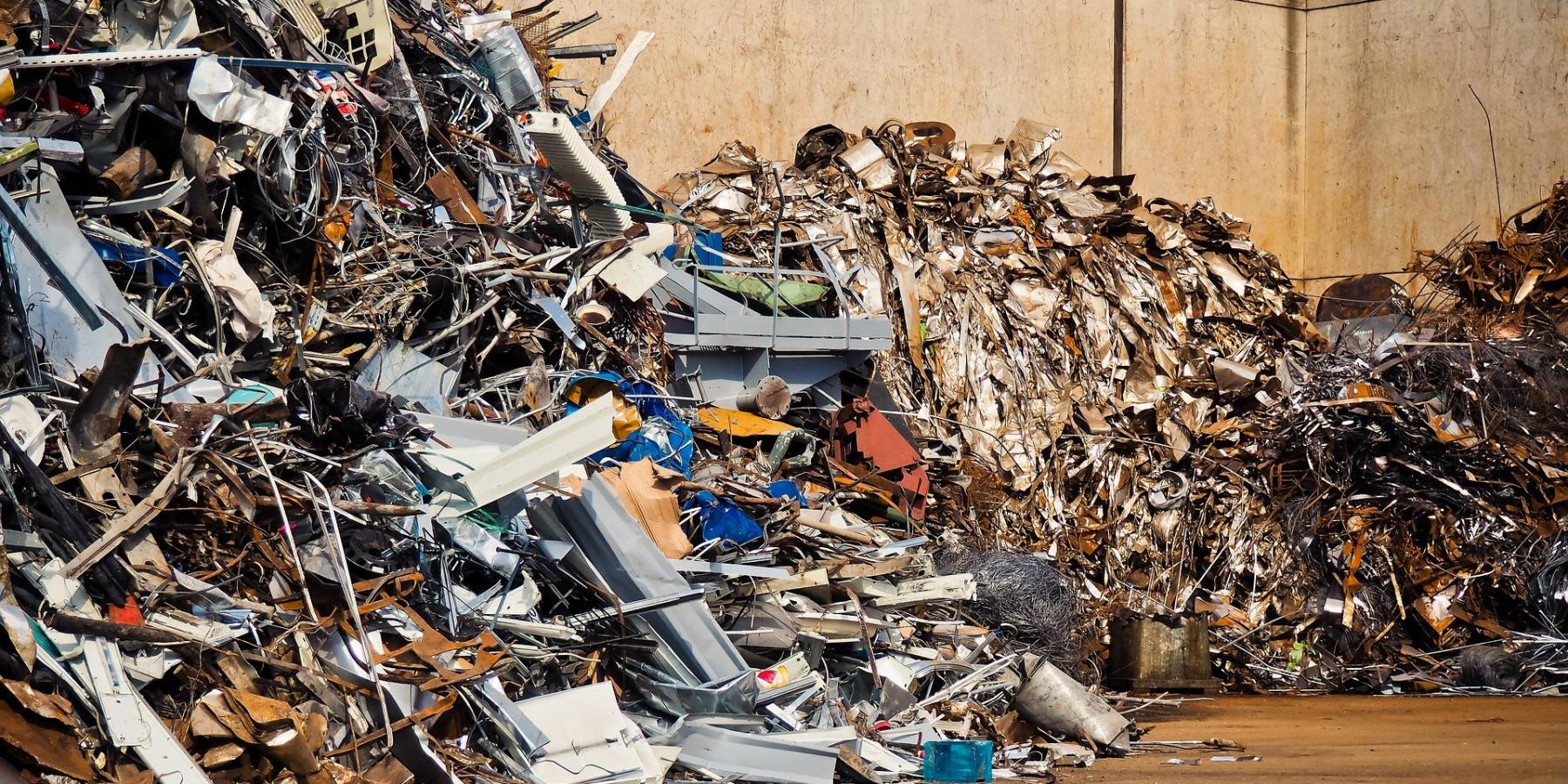 Neue Regelungen für Recyclinghöfe