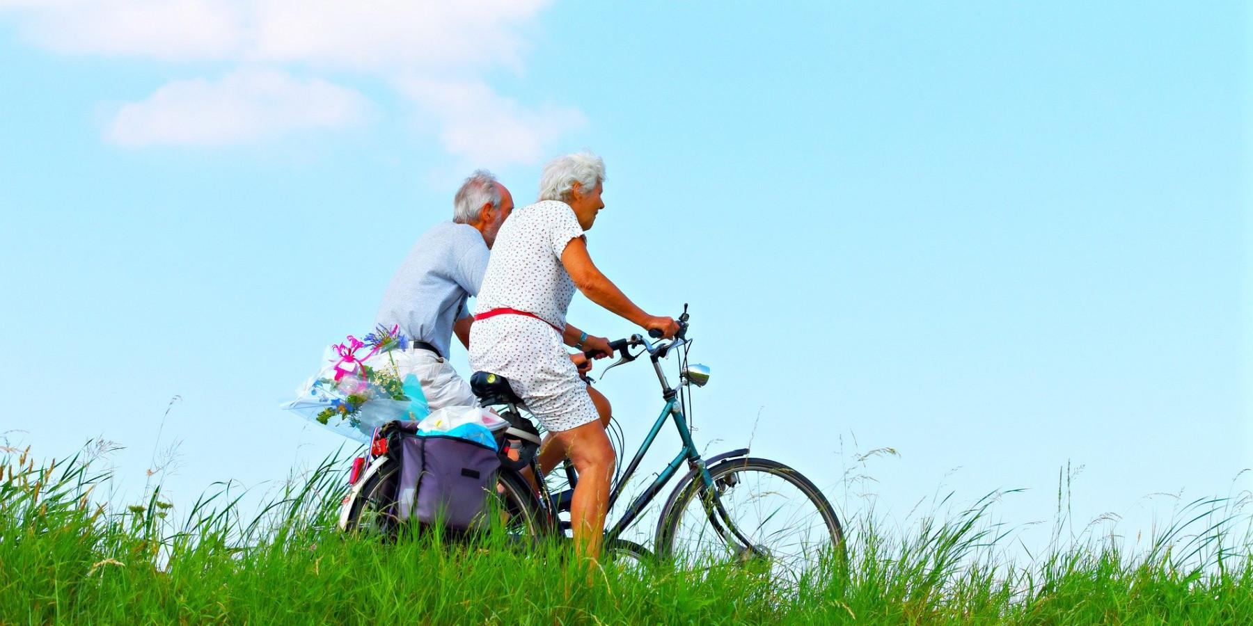 Fit für den Alltag: Schon ganz wenig Bewegung hilft