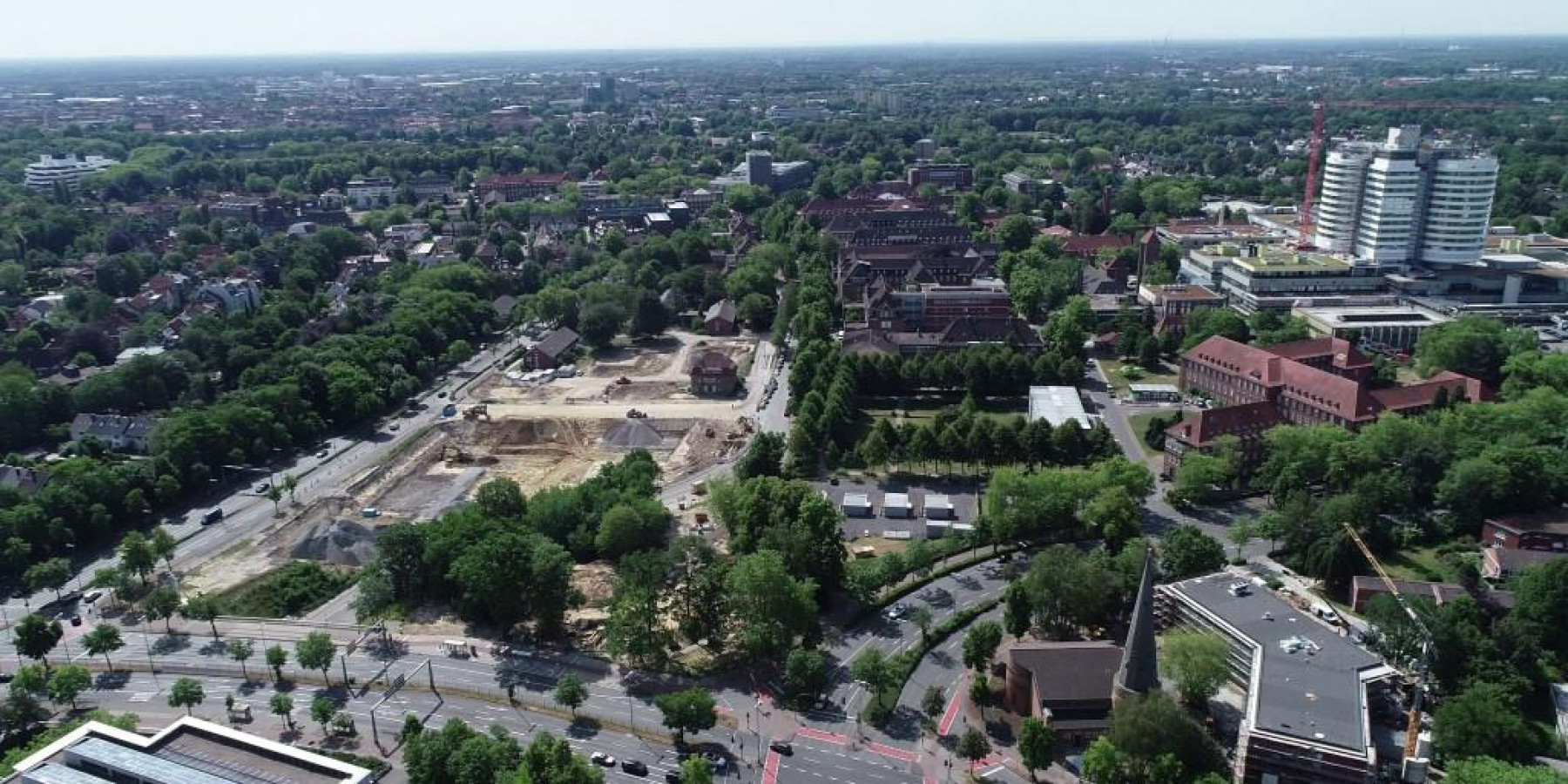 "Ideenwerkstatt zur Wissenschaftsstadt: ""Science Boulevard"" verknüpft Quartiere"