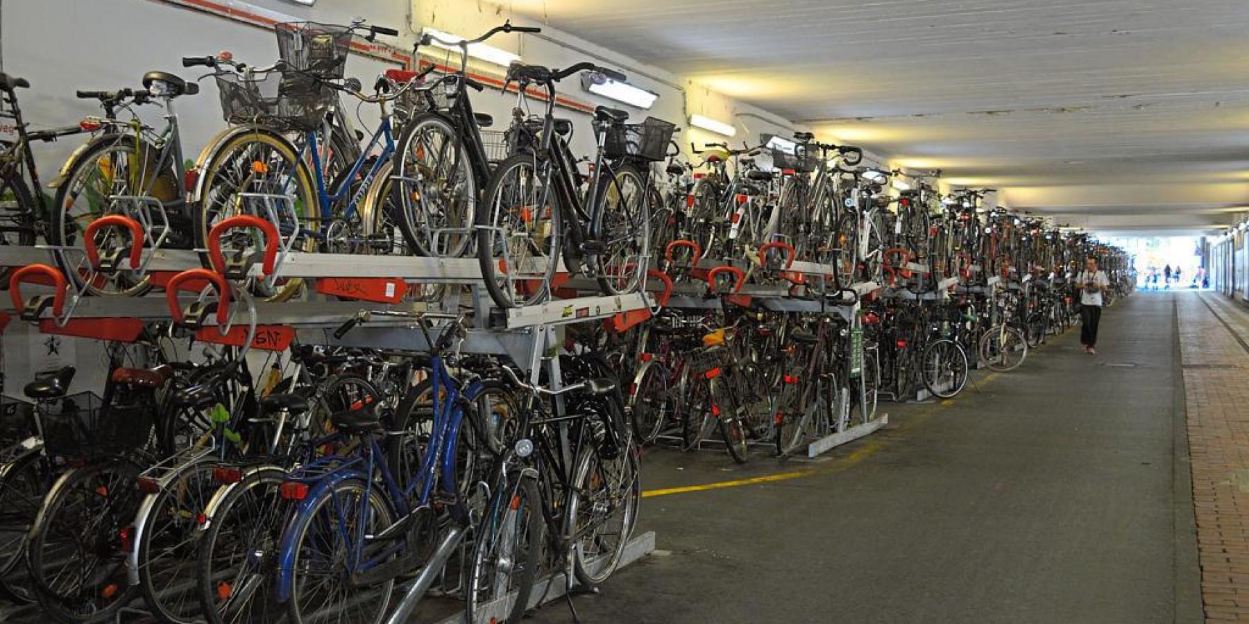 Hamburger Tunnel – Fahrraddieb hat aufgebrochenes Schloss dabei