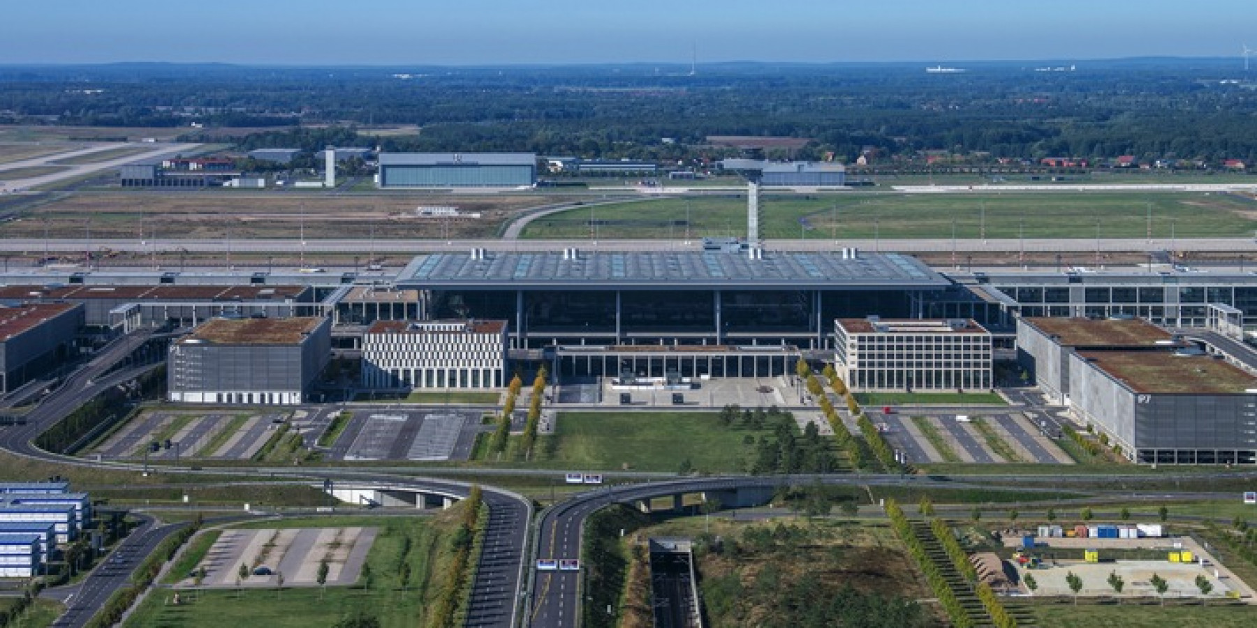 Eröffnung des Flughafens BER am 31. Oktober 2020