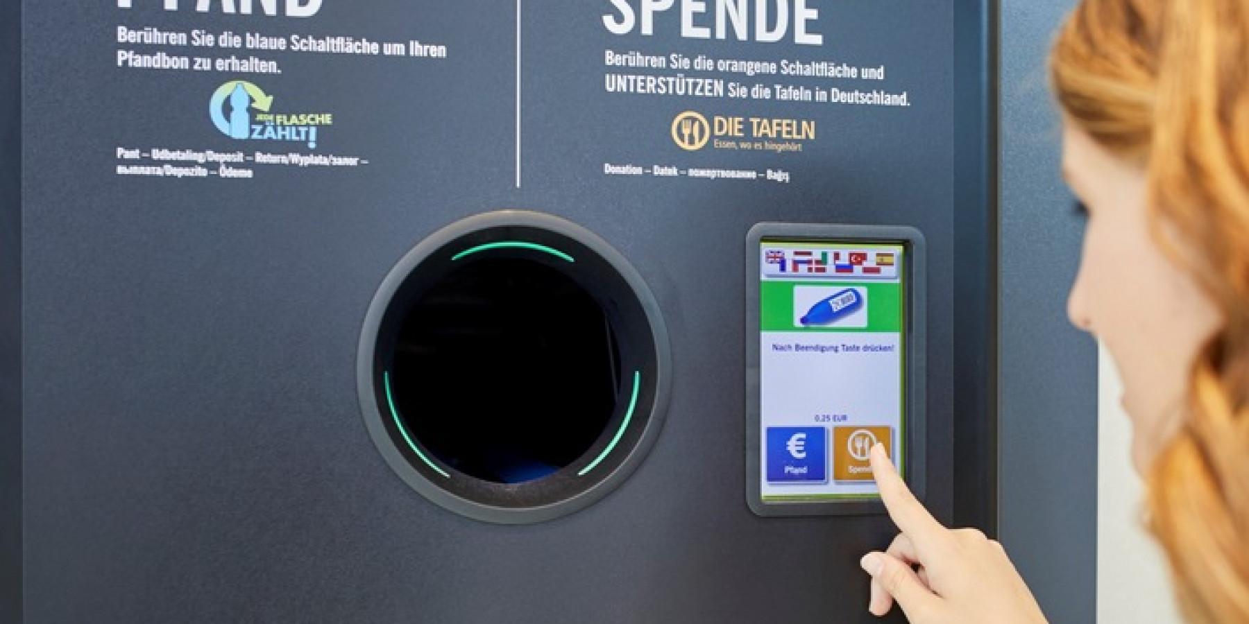 Lidl-Pfandspende: Kunden knacken 20-Millionen-Euro-Marke