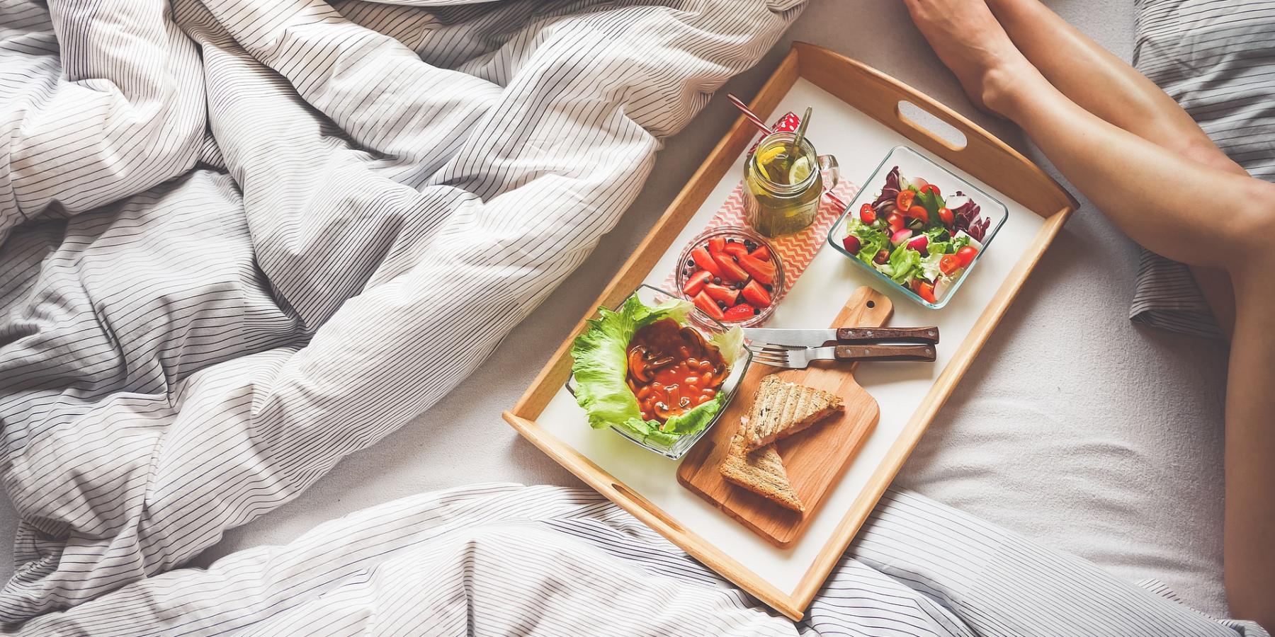 Frühstück oder nicht? Lassen Sie Ihren Bauch entscheiden