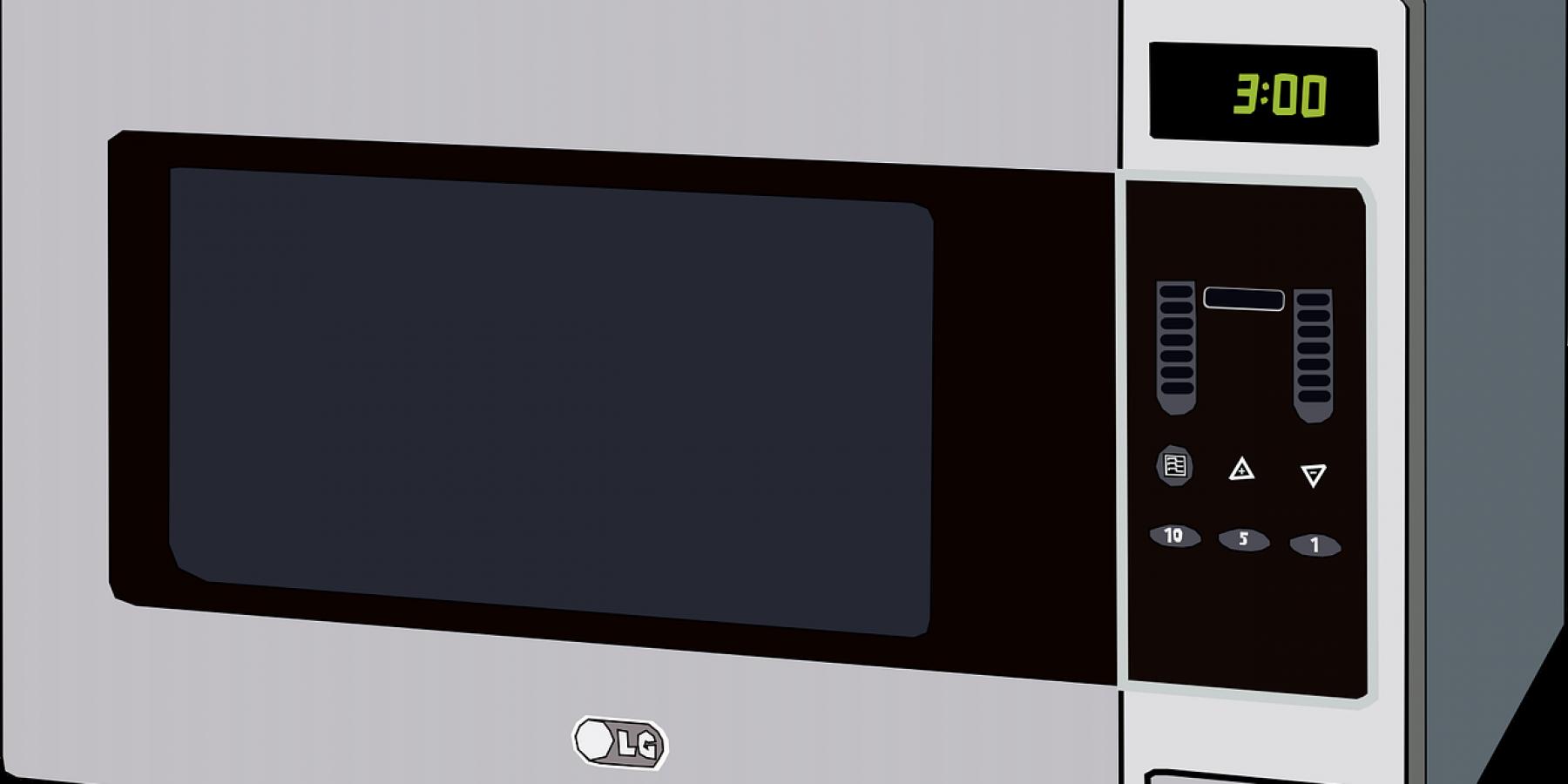 Mikrowelle: Gesünder als Backen, Frittieren und Grillen