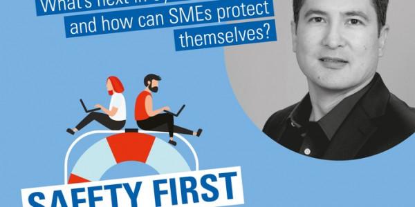 Was sind die Trends in der Cybersecurity – und wie können sich KMU besser schützen?